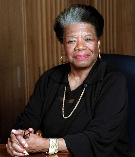 Maya Angelou taught a generation of young women like me to love their bodies