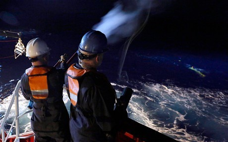 Malaysia Airlines MH370: search enters 'new phase'