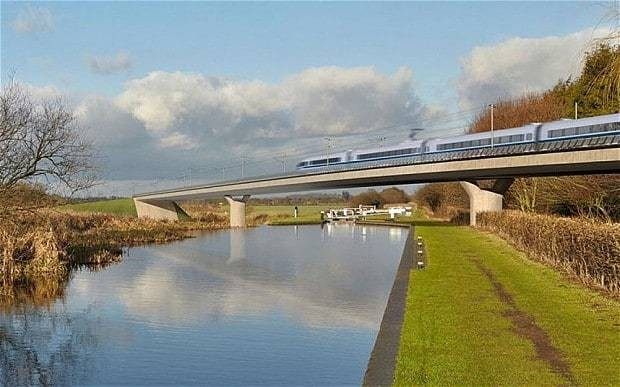 140mph trains for the North as new HS3 plans revealed