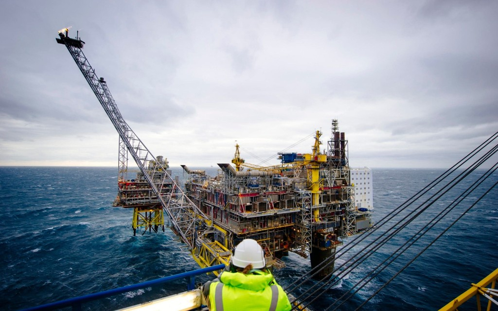 Over a third of North Sea oil and gas may be uneconomical to extract
