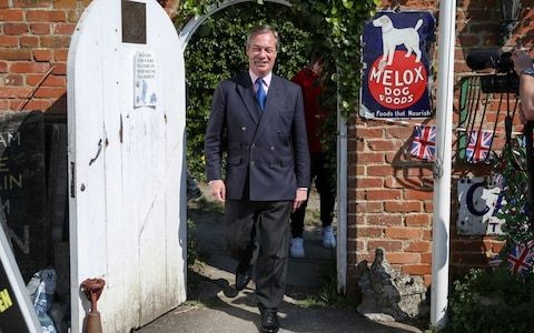 2019 will be Nigel Farage's year - and the Tories' annus horribilis