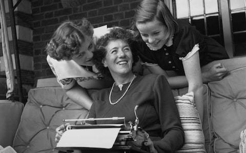 It's a scandal the Royal Mint refused to put Enid Blyton on a coin. She was a genius, not sexist