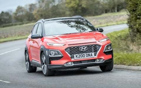 Hyundai Kona review: a small SUV with big appeal to the style-conscious