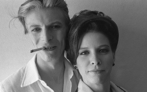 David Bowie filming The Man Who Fell to Earth - Telegraph