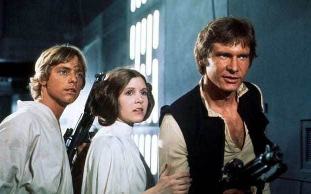 Star Wars: Han, Luke and Leia will be in the next trailer