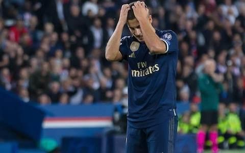 Ghost of Eden Hazard haunts Chelsea but Real Madrid horror show may await