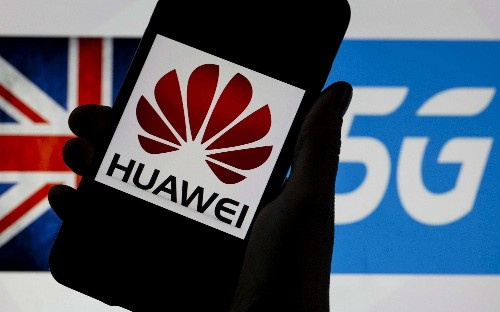 US delegation to urge Downing Street to change course on Huawei as Tory MPs express fear over UK approach to China
