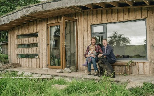 Going off-grid: meet the families unplugging from modern life