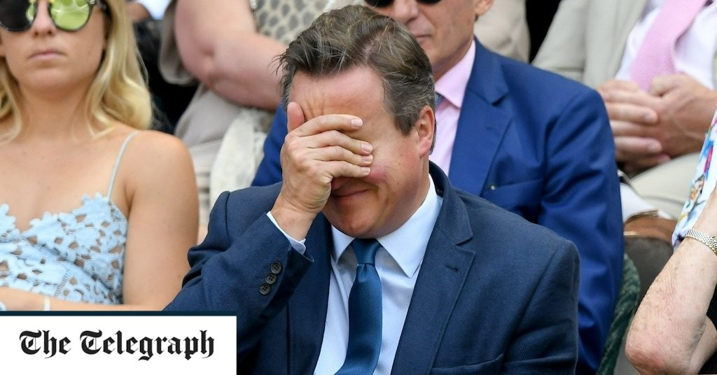 Sasha Swire's outrageous diary will embarrass David Cameron... but not for the reason you think