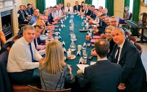 The Cabinet has been complicit in this disaster and must bear its share of the blame