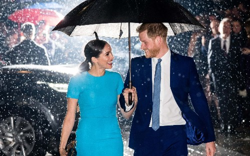 George Northwood on creating Meghan Markle's royal hair look: 'We wanted to make her accessible, like a people's princess that everyone relates to'