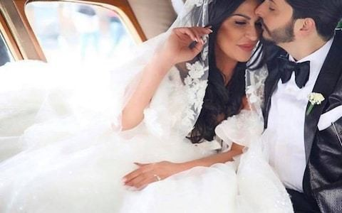 Kitsch wedding for widow of murdered mafia gangster provokes row in Naples