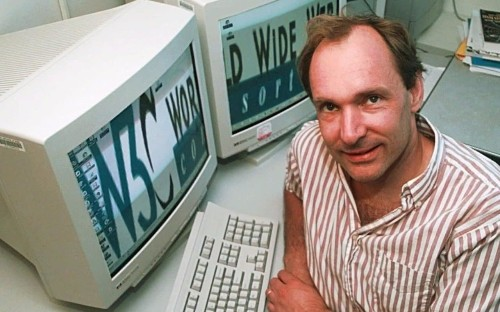 Internaut day: The world's first public website went online 25 years ago today