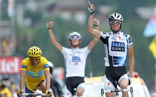 Frank Schleck: how to climb like a Tour de France pro