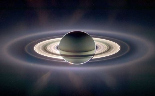 Stunning images taken on Nasa Cassini spacecraft's mission to Saturn - Telegraph