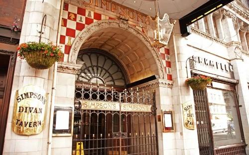 Nine of London's oldest restaurants