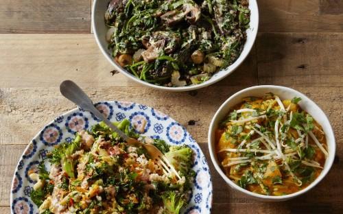 Deliciously Ella's warming, healthy meals for autumn