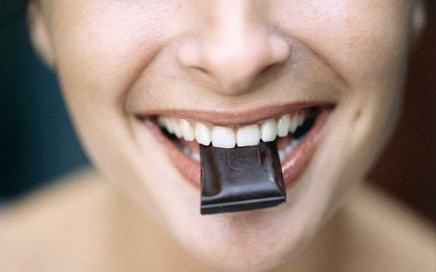 Two bars of chocolate a day 'lowers risk of stroke and heart disease'