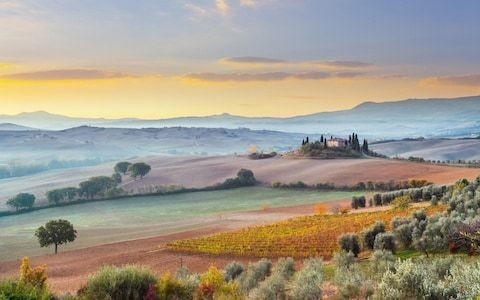 Meet the Brits moving to Tuscany for quality of life and a liberal tax regime