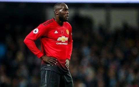 Manchester United reject £54m bid from Inter Milan for Romelu Lukaku