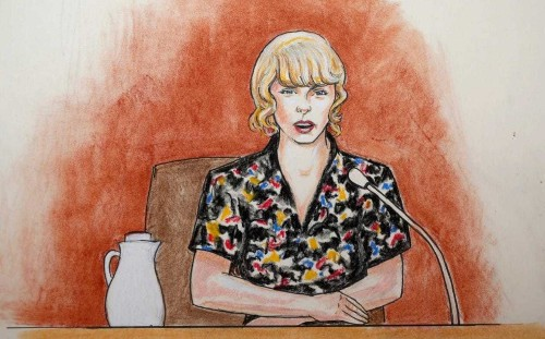 Taylor Swift wins groping case against DJ: 'My hope is to help those whose voices should also be heard'