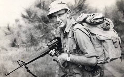 Brigadier Christopher Pike, showed remarkable courage and leadership during actions with the Gurkha Rifles – obituary