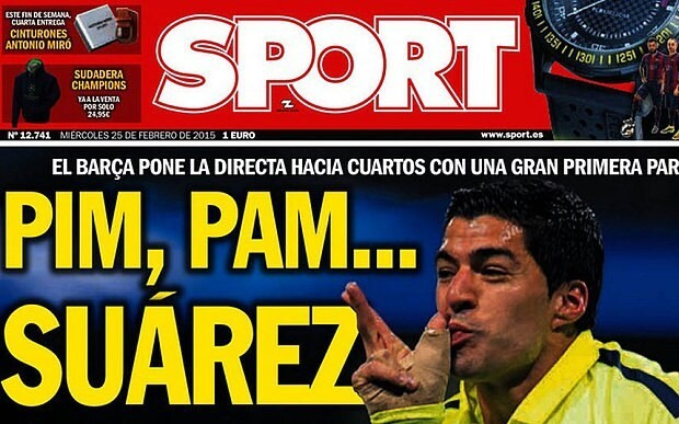 Man City vs Barcelona: Luis Suarez's display 'shut many mouths'; Manuel Pellegrini's 'umpteenth' disappointment