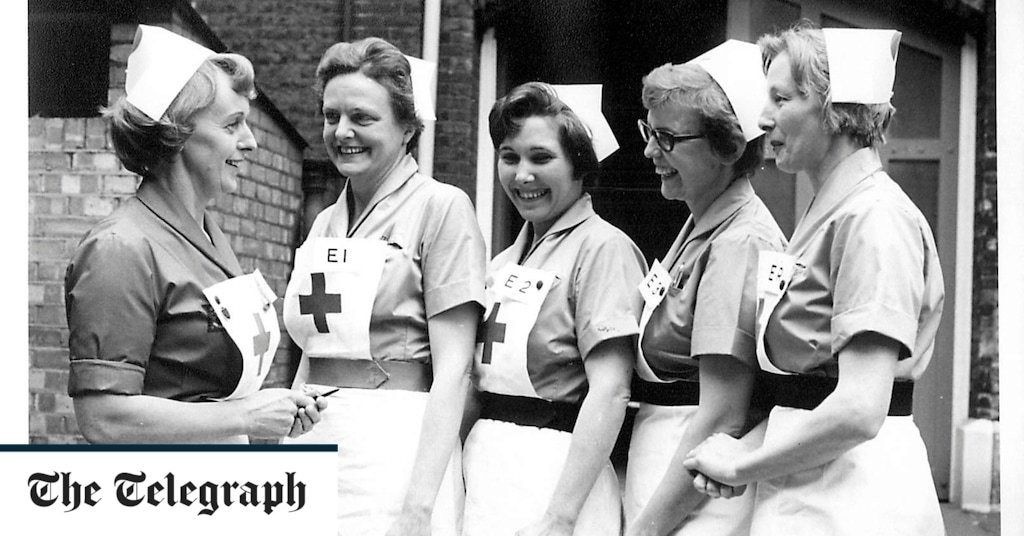 Duchess of Cambridge reveals Red Cross nurse past of her grandmother