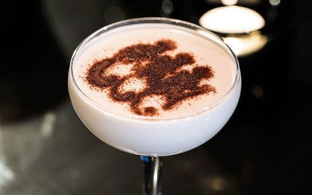 Cocktail of the week: Monkey in the Mist