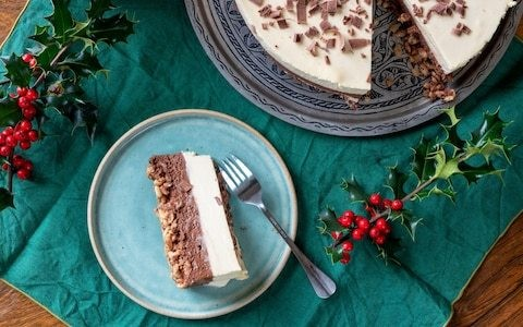 Chocolate and Baileys celebration cake recipe