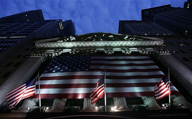 US money slump flashes warnings as economy contracts