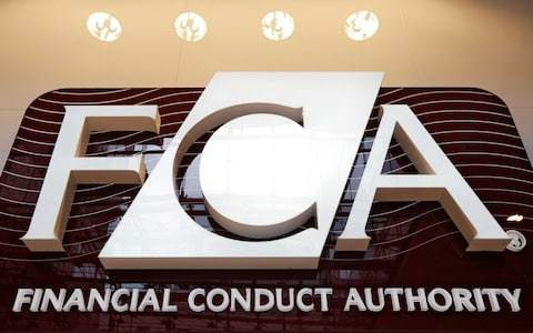 Fresh embarrassment for FCA as City watchdog is fined for having non-compliant pension scheme