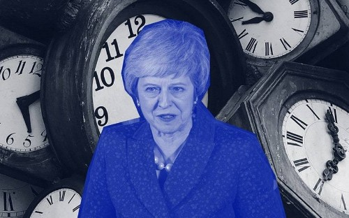 Theresa May: The Prime Minister who survives by delaying and dithering