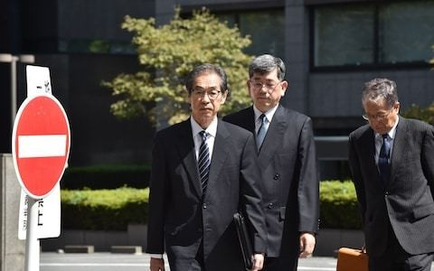 Three executives acquitted of negligence over Fukushima nuclear disaster