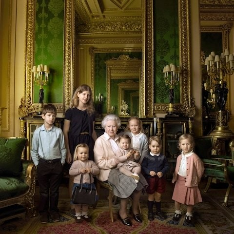 How Princess Charlotte and Prince George have revived the retro childrenswear market