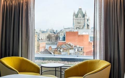 Book It: Four luxurious London hotels for a capital city break