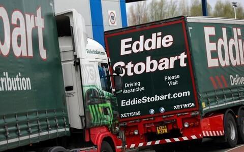 How the wheels came off legendary trucking business Eddie Stobart