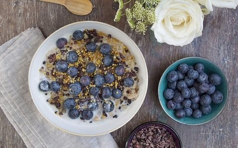 Perk up your porridge: the best oat recipes for a healthy breakfast
