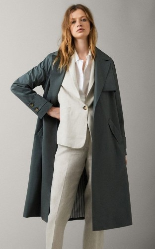 The chicest spring coats to wear for work
