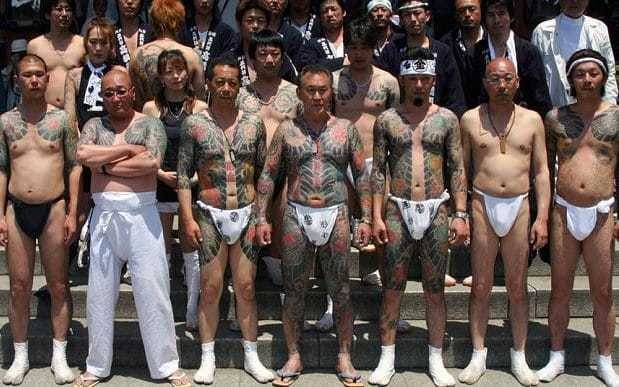 Police crackdown averts all-out 'yakuza war' in Japan