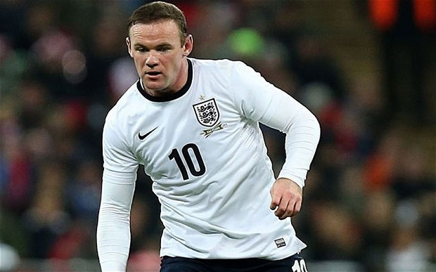 England World Cup squad 2014: Wayne Rooney steps up fitness regime in attempt to star on biggest stage