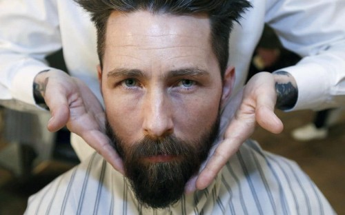 Barbers have become the fastest growing shops on the British high street