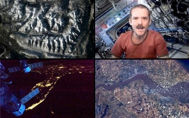 Chris Hadfield on the great space discoveries of 2015