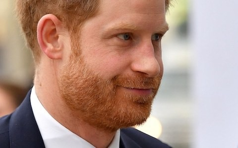 Prince Harry 'leaves UK for Canada' and is 'desperate' to see wife and son Archie