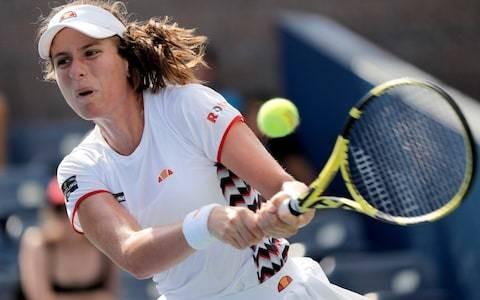Jo Konta dominates Shuai Zhang to set up US Open fourth-round clash with Karolina Pliskova