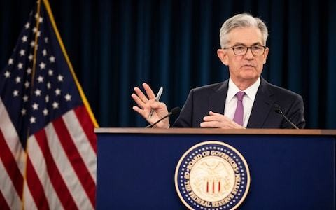 Federal Reserve takes action to stem seizure in US money markets