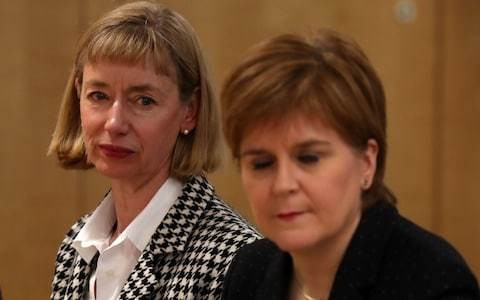 'Serious concerns' Alex Salmond misconduct case emails may have been permanently deleted by SNP government