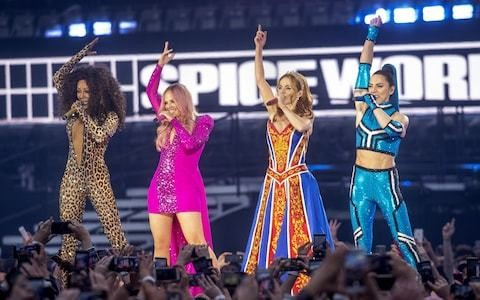 Spice Girls reunion tour, Dublin, review: the ramshackle genius of a bonkers girl group ahead of their time