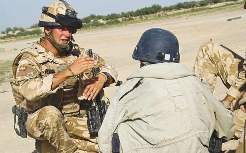 Kim Hughes: 10 dark truths about the life of a bomb disposal expert