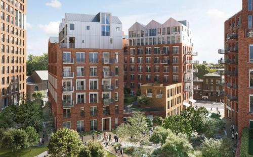 Forget glass and steel towers: why architects are going back to bricks and mortar